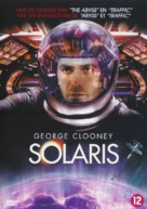 Solaris - Dutch DVD cover (xs thumbnail)