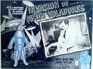 Earth vs. the Flying Saucers - Mexican poster (xs thumbnail)