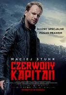 Rudý kapitán - Polish Movie Poster (xs thumbnail)