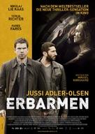 Kvinden i buret - German Movie Poster (xs thumbnail)