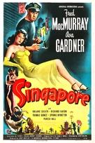 Singapore - Movie Poster (xs thumbnail)