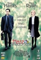 You've Got Mail - Polish Movie Poster (xs thumbnail)