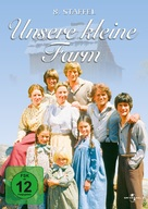 """Little House on the Prairie"" - German DVD movie cover (xs thumbnail)"
