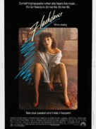 Flashdance - Movie Poster (xs thumbnail)