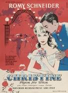 Christine - Danish Movie Poster (xs thumbnail)