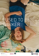 I Used to Be Darker - German Movie Poster (xs thumbnail)