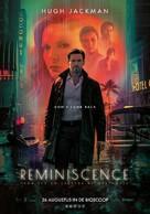 Reminiscence - Dutch Movie Poster (xs thumbnail)