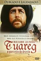 Tuareg - Il guerriero del deserto - Brazilian Movie Cover (xs thumbnail)