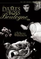 Dames du Bois de Boulogne, Les - DVD movie cover (xs thumbnail)