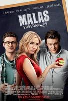 Bad Teacher - Mexican Movie Poster (xs thumbnail)