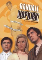 """""""Randall and Hopkirk (Deceased)"""" - Czech Movie Cover (xs thumbnail)"""