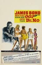 Dr. No - Belgian Movie Poster (xs thumbnail)