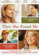 Then She Found Me - DVD cover (xs thumbnail)