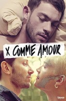 X comme amour - French DVD movie cover (xs thumbnail)