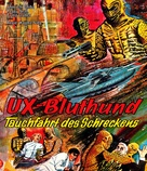 Kaitei daisenso - German Blu-Ray movie cover (xs thumbnail)