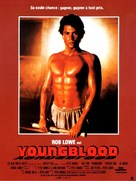 Youngblood - French Movie Poster (xs thumbnail)