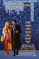Sidewalks Of New York - Movie Poster (xs thumbnail)