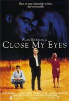 Close My Eyes - Movie Poster (xs thumbnail)