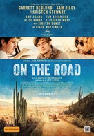 On the Road - Australian Movie Poster (xs thumbnail)