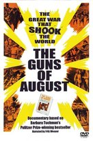 The Guns of August - British Movie Cover (xs thumbnail)