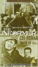 The Informer - British Movie Cover (xs thumbnail)