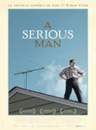 A Serious Man - French Movie Poster (xs thumbnail)