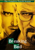 """Breaking Bad"" - DVD movie cover (xs thumbnail)"