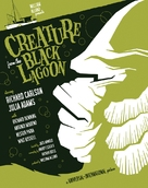 Creature from the Black Lagoon - Homage movie poster (xs thumbnail)