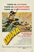 Luana la figlia delle foresta vergine - Movie Poster (xs thumbnail)