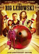 The Big Lebowski - DVD cover (xs thumbnail)