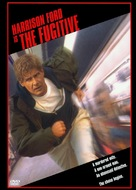 The Fugitive - DVD cover (xs thumbnail)