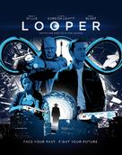 Looper - Blu-Ray cover (xs thumbnail)