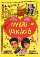 Summer Holiday - Hungarian DVD cover (xs thumbnail)
