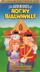 """The Bullwinkle Show"" - VHS cover (xs thumbnail)"