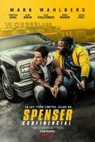 Spenser Confidential - Spanish Movie Poster (xs thumbnail)