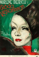 The Scarlet Empress - Swedish Movie Poster (xs thumbnail)