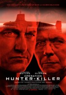 Hunter Killer - Canadian Movie Poster (xs thumbnail)