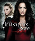 Jennifer's Body - Blu-Ray cover (xs thumbnail)