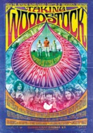 Taking Woodstock - Finnish Movie Poster (xs thumbnail)