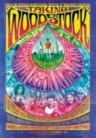 Taking Woodstock - Finnish Movie Poster (xs thumbnail)