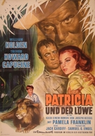 The Lion - German Movie Poster (xs thumbnail)