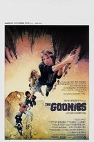 The Goonies - Belgian Movie Poster (xs thumbnail)