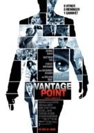 Vantage Point - Norwegian Movie Poster (xs thumbnail)