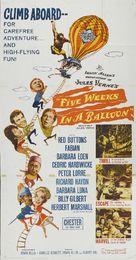 Five Weeks in a Balloon - Movie Poster (xs thumbnail)