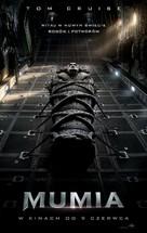 The Mummy - Polish Movie Poster (xs thumbnail)