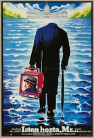 Being There - Hungarian Movie Poster (xs thumbnail)