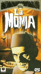 The Mummy - Spanish VHS movie cover (xs thumbnail)