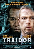 Traitor - Argentinian Movie Poster (xs thumbnail)