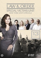 """Law & Order: Special Victims Unit"" - Dutch DVD movie cover (xs thumbnail)"