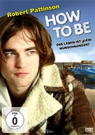 How to Be - German Movie Cover (xs thumbnail)